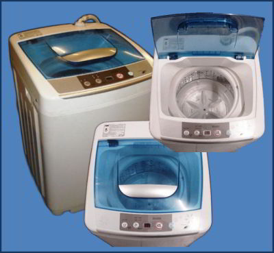 Sphere 2.5 kg top loading washing machine