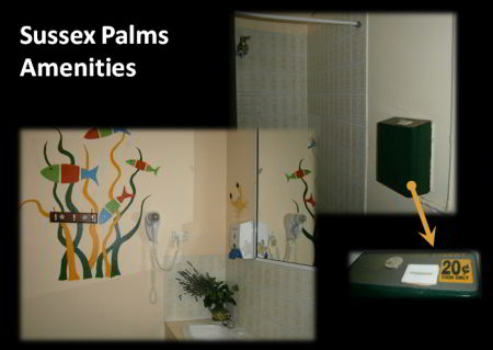 Sussex Palms Amenities