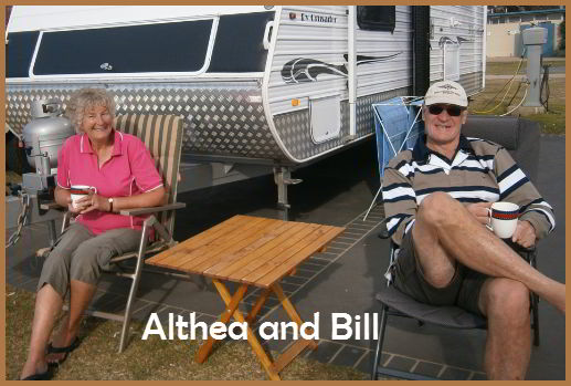 Althea and Bill