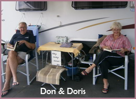 Don and Doris