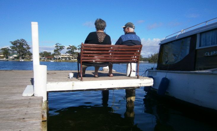 SittingOnJetty