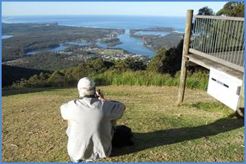 Lookout at Laurieton
