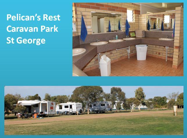 Pelicans Rest Park St George