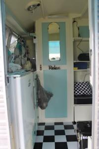 Shellharbour Vintage caravans