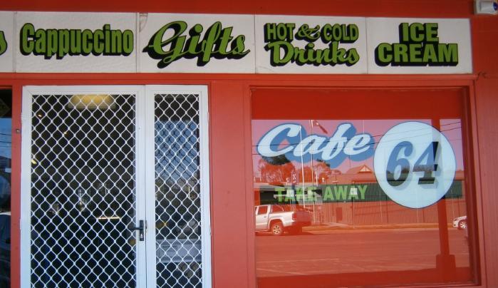 Cafe 64 Walgett