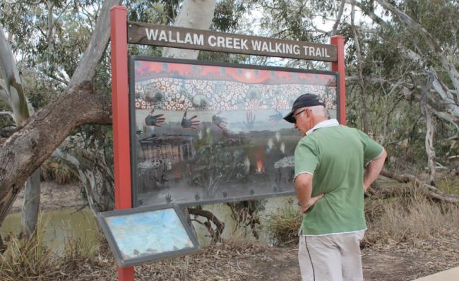Wallam Creek Walking Trail