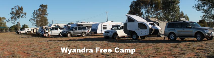 Wyandra Free Camp